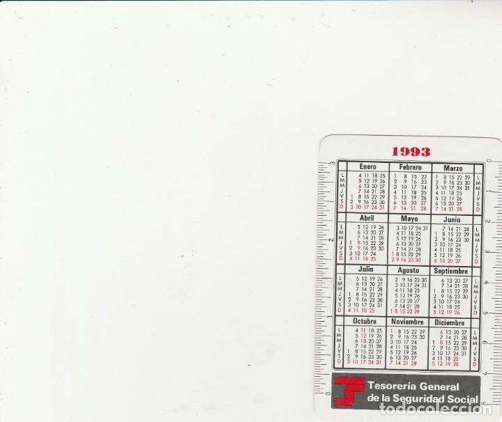 Calendario Social.Calendario Seguridad Social 1993 Sold Through Direct Sale