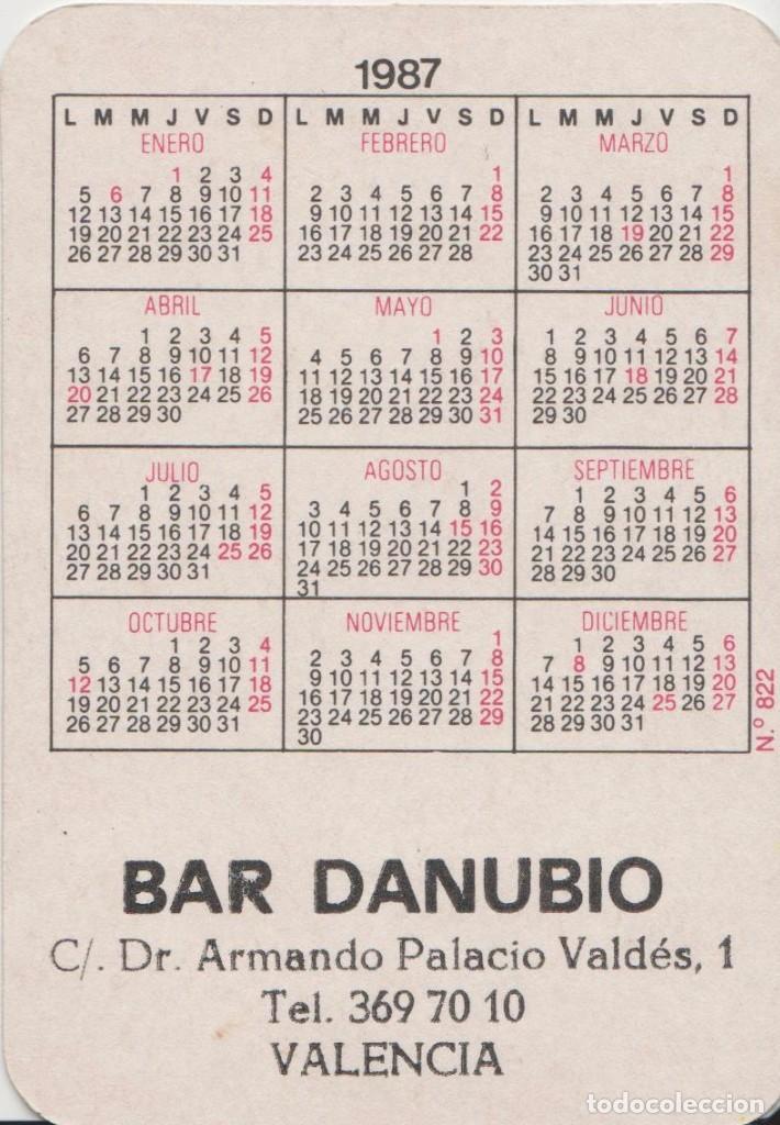 Calendario Real Madrid.Calendarios Calendario Real Madrid 1987