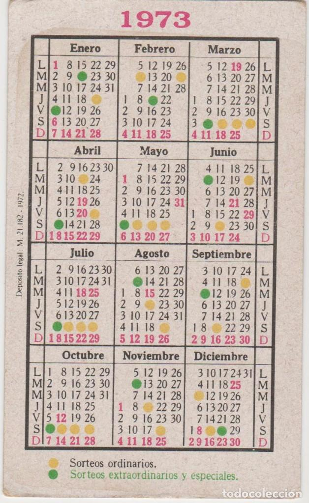 Calendario 1973.Calendarios Calendario 1973 Sold Through Direct Sale