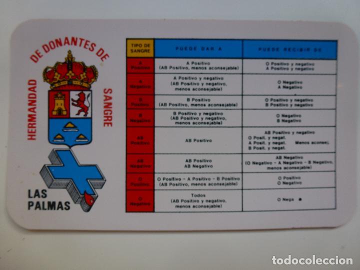 Calendario Palmas.Calendario Hermandad De Donantes De Sangre De Sold