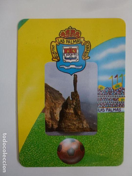 Calendario Ud Las Palmas.Calendario U D Las Palmas Y Dedo De Dios 1996 Bo 707