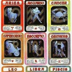 Coleccionismo Calendarios: -57698 12 CALENDARIOS HOROSCOPOS 2006, JUEGO COMPLETO, PRECIOSOS DIBUJOS. Lote 140511130