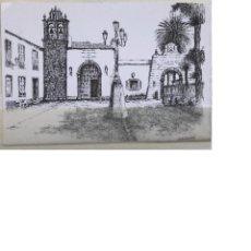 Coleccionismo Calendarios: CALENDARIOS MINIATURAS VARIOS AÑOS PINTURAS DEL ARTISTA CANARIO MANOLO SÁNCHEZ RINCONES DE TENERIFE. Lote 140655358