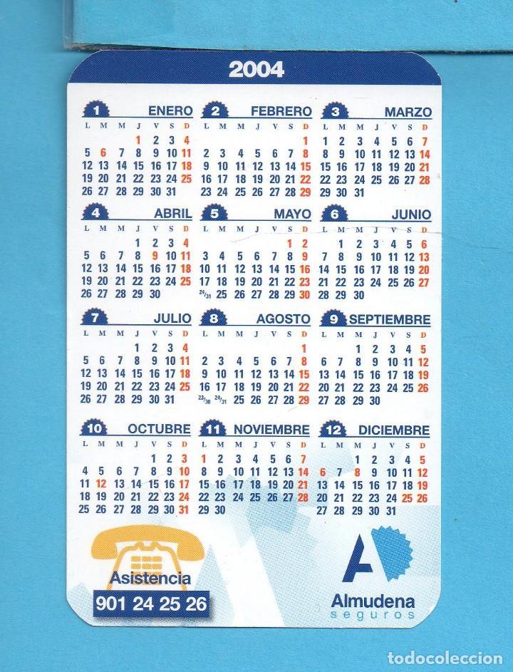 E3 Calendario.Calendario De Publicidad Del Ano 2004 E3 Seguro Sold
