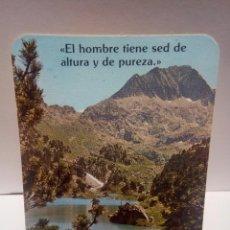 Coleccionismo Calendarios: CALENDARIO DE PUBLICIDAD AÑO 1985. Lote 140900238