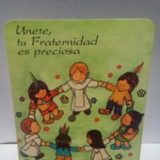 Coleccionismo Calendarios: CALENDARIO DE PUBLICIDAD AÑO 1992. Lote 140900454