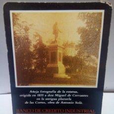Coleccionismo Calendarios: CALENDARIO DE PUBLICIDAD AÑO 1985. Lote 140901162