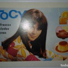 Coleccionismo Calendarios: FOURNIER 1968. CALENDARIO FOURNIER DE PRODUCTOS TOCY. AÑO 1968.. Lote 141259186