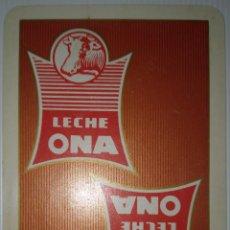 Coleccionismo Calendarios: FOURNIER 1969. CALENDARIO FOURNIER DE LECHE ONA. AÑO 1969.. Lote 141259982