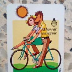 Coleccionismo Calendarios: CALENDARIO CAJAMADRID 1.983 MINGOTE VERANO. Lote 141554934