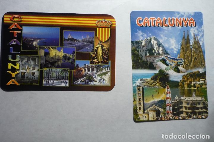 LOTE CALENDARIOS CATALUNYA 2009-2010 (Coleccionismo - Calendarios)
