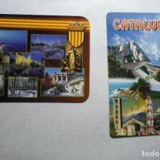 Coleccionismo Calendarios: LOTE CALENDARIOS CATALUNYA 2009-2010. Lote 141760450