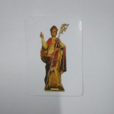 Coleccionismo Calendarios: CALENDARIO DE BOLSILLO. SAN BLAS. SANTA MARIA DE LA REDONDA. LOGROÑO. 2015. TDKP13. Lote 141931794