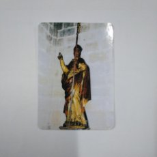 Coleccionismo Calendarios: CALENDARIO DE BOLSILLO SAN BLAS LOGROÑO. SANTA MARIA LA REDONDA. 2018. TDKP13. Lote 141931906