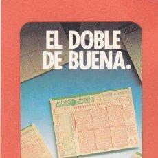 Coleccionismo Calendarios: CALENDARIO 1988 - LOTERIA PRIMITIVA. Lote 142067070