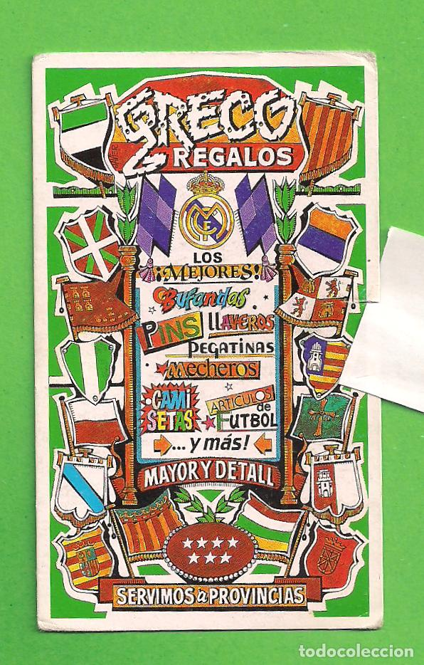 Calendario Greco.Calendario De Bolsillo 1998 Greco Regalos P Sold