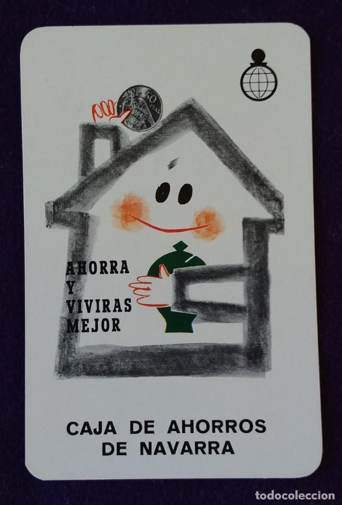 CALENDARIO FOURNIER. CAJA DE AHORROS DE NAVARRA. 1967 (Coleccionismo - Calendarios)