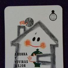 Coleccionismo Calendarios: CALENDARIO FOURNIER. CAJA DE AHORROS MUNICIPAL DE SAN SEBASTIAN. 1967. Lote 142900890
