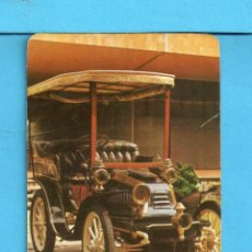 Coleccionismo Calendarios: CALENDARIO DEL AÑO 1987 DE COCHE ANTIGUO DE CASA CLB Nº 1244 CON PUBLICIDAD DE BADALONA Y VILAFRANCA. Lote 142904990