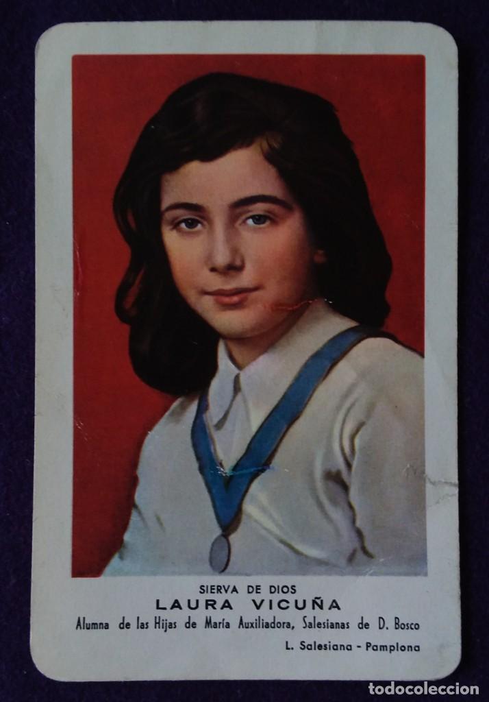 Calendario Laura.Calendario Fournier Laura Vicuna 1966