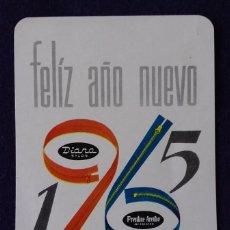 Coleccionismo Calendarios: CALENDARIO FOURNIER. AREITIO. 1965. Lote 143055034