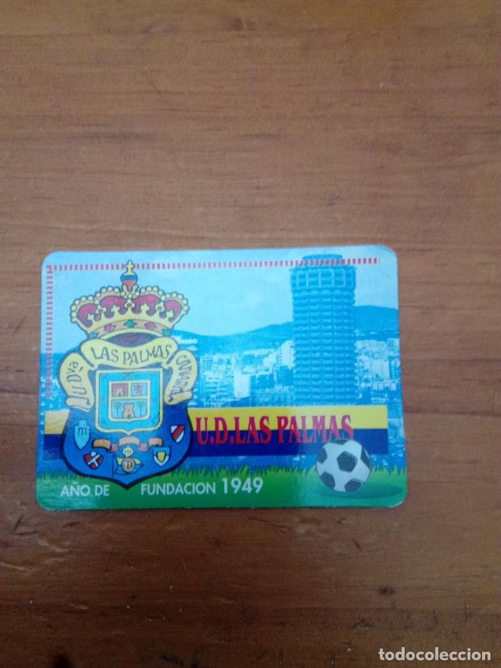 Calendario Ud Las Palmas.Calendario De Bolsillo U D Las Palmas 1999 Sin Publicidad