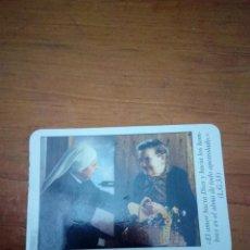 Coleccionismo Calendarios: CALENDARIOS DE BOLSILLO. CONGREGACIÓN HERMANITAS DE LOS POBRES. 1997. Lote 143387146