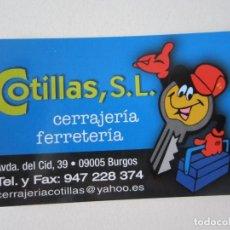 Coleccionismo Calendarios: CALENDARIO COTILLAS 2019. Lote 143416282