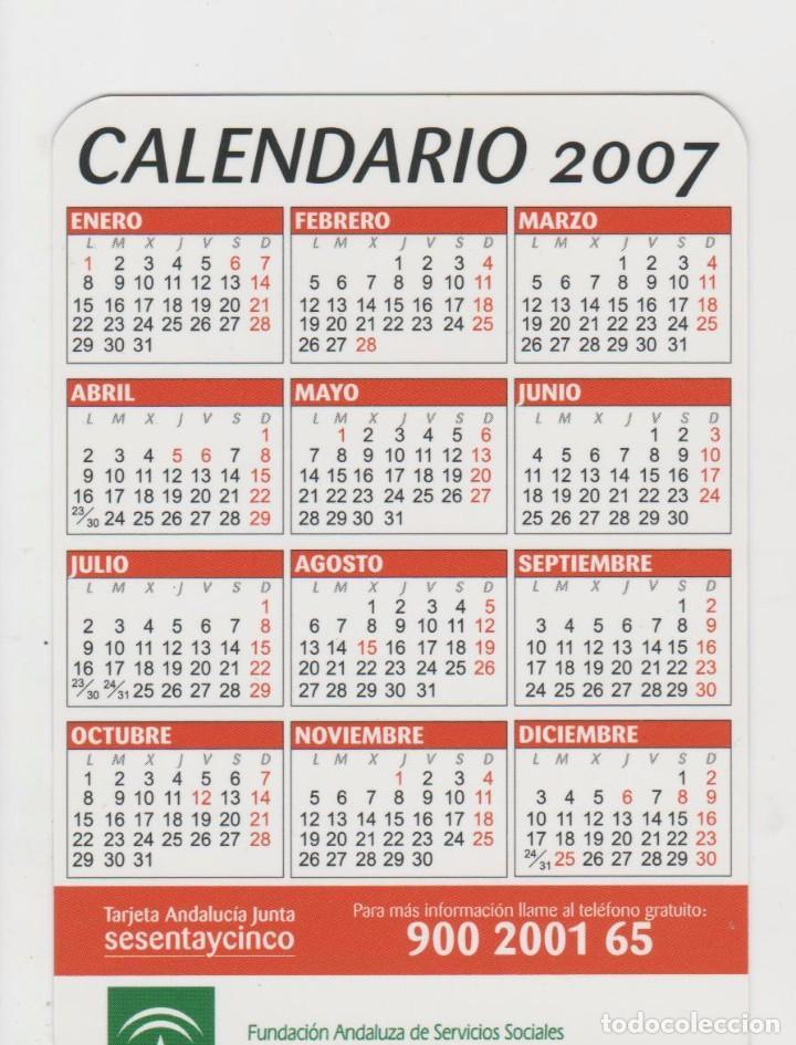 Calendario D.Calendarios Calendario 2007 Sold Through Direct Sale