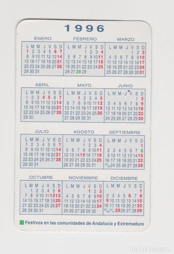 Calendario 1996.Calendarios Calendario 1996 Sold Through Direct Sale