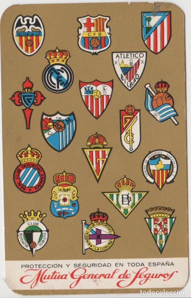 Futbol Calendario.Calendarios Calendario 1972 Futbol Sold Through Direct Sale