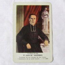 Coleccionismo Calendarios: CALENDARIO FOURNIER 1959. P. LUIS QUERBES. Lote 143649890