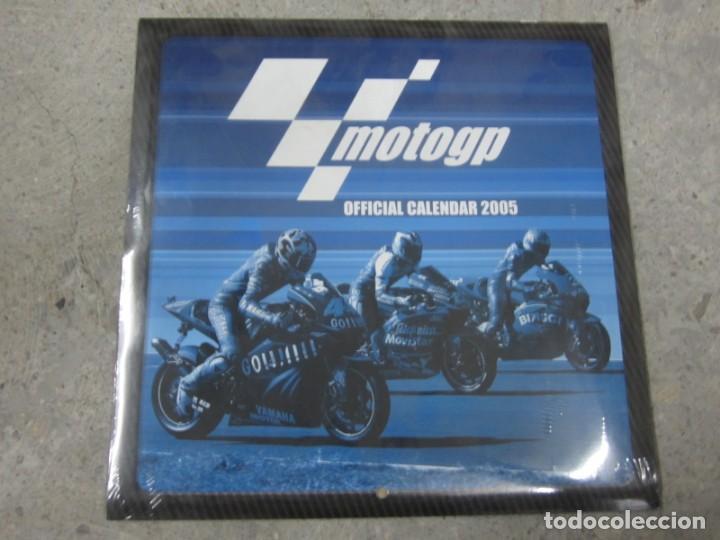Moto Gp Calendario.Calendario Oficial Moto Gp Ano 2005 Precintado Nuevo