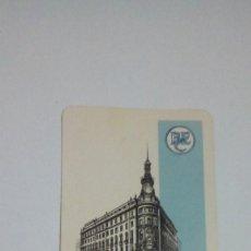 Coleccionismo Calendarios: CALENDARIO FOURNIER BANCO ESPAÑOL DE CREDITO BANESTO 1968. Lote 143783286