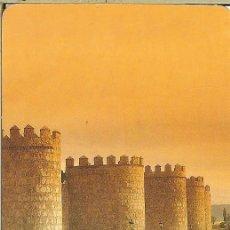 Coleccionismo Calendarios: CALENDARIO DE SERIE - 1990 - MP 86 - PUBLICIDAD DE ARENAS DE SAN PEDRO - AVILA. Lote 143935118
