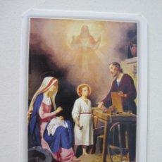 Coleccionismo Calendarios: CALENDARIO RELIGIOSO 2019. Lote 144161686