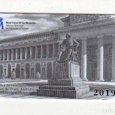 Coleccionismo Calendarios: CALENDARIO BOLSILLO - FÁBRICA NACIONAL DE MONEDA Y TIMBRE - FNMT - AÑO 2019. Lote 144241034
