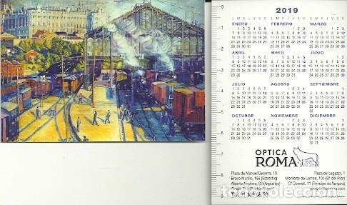 As Roma Calendario.Calendario Publicitario Optica Roma Ano 2019 Sold