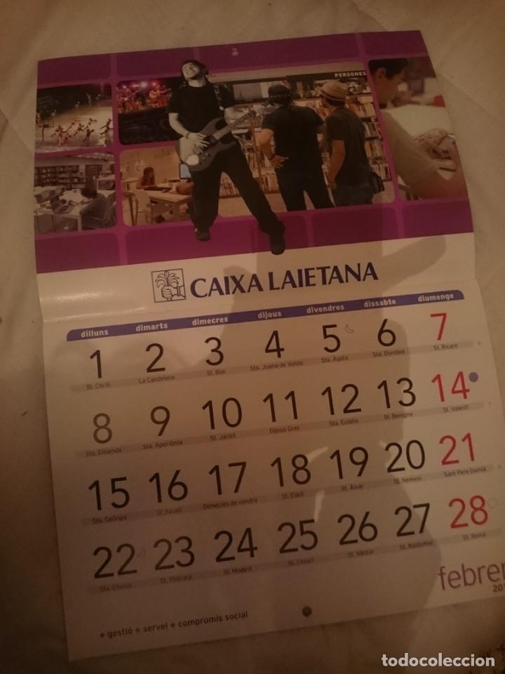 Calendario Grande.Calendario Grande Caixa Laietana 2010 Ver Fotos Refm3e2