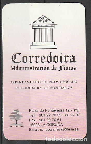 CALENDARIO BOLSILLO CORREDOIRA 2003 POCKET CALENDAR KALENDER CALENDRIER KALENDAR (Coleccionismo - Calendarios)