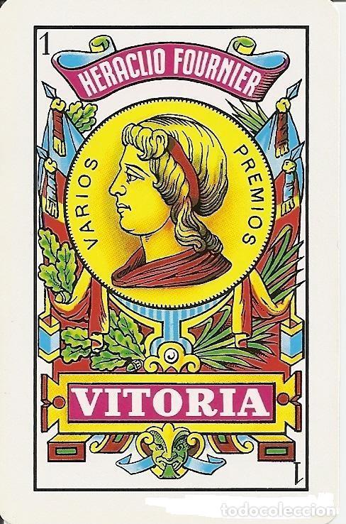 FOURNIER, AS DE OROS 2012 (Coleccionismo - Calendarios)