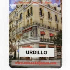 Coleccionismo Calendarios: CALENDARIO BOLSILLO - MUSEO DEL JAMÓN - MADRID - AÑO 2019. Lote 151914836
