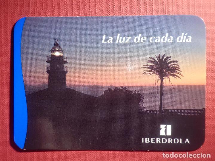 CALENDARIO DE BOLSILLO - IBERDROLA - LA LUZ DE CADA DÍA - 1994 (Coleccionismo - Calendarios)