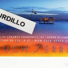 Coleccionismo Calendarios: CALENDARIO BOLSILLO - IMPRENTA SUCH SERRA - AÑO 2019. Lote 151914813
