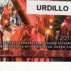 Coleccionismo Calendarios: CALENDARIO BOLSILLO - IMPRENTA SUCH SERRA - AÑO 2019. Lote 151914808