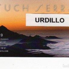 Coleccionismo Calendarios: CALENDARIO BOLSILLO - IMPRENTA SUCH SERRA - AÑO 2019. Lote 151914817