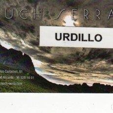 Coleccionismo Calendarios: CALENDARIO BOLSILLO - IMPRENTA SUCH SERRA - AÑO 2019. Lote 151914829