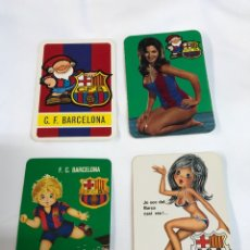 Coleccionismo Calendarios: CALENDARIOS BARÇA. Lote 146727573