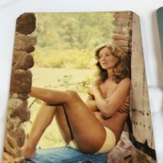 Coleccionismo Calendarios: CALENDARIOS EROTICOS.. Lote 146729108