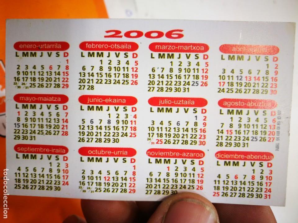 Calendario Deusto.Calendario Bilbao Golf Bami Deusto 2006